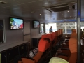 VIP section of the ferry